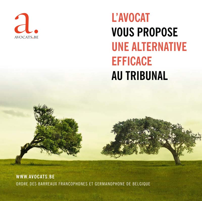 L'avocat vous propose une alternative efficace au tribunal